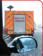 The Rescue Tender