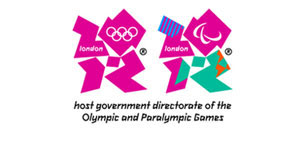 The logo of the 2012 London Olympic and Paralympic Games