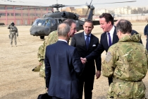 PM in Afghanistan