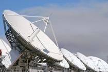 Satellite dishes