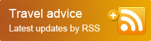 FCO Travel Advice RSS feed