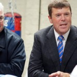Paul Burstow visits Duke McKenzie's