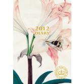 A5 Desk Diary 2012 Amaryllis