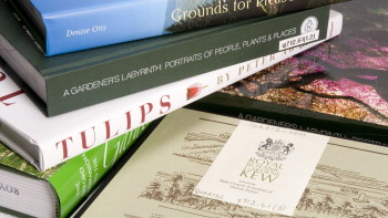 Kew's library books