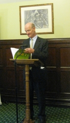David Willetts MP looking at the publication