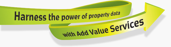 Harness the power of property data with Add Value Services