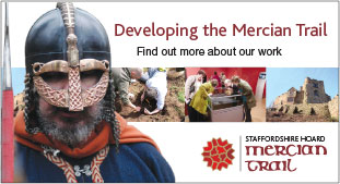 Developing the Mercian Trail - Find out more about our work