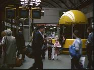 Newcastle Central Station-1986