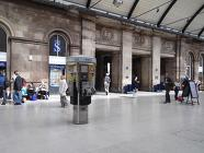 Newcastle Central Station-2011
