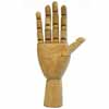 Mannequin right hand