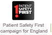 Patient Safety Campaign in England