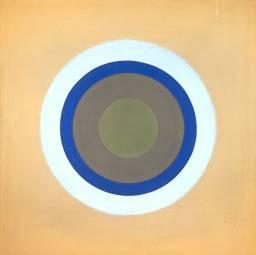 Kenneth Noland, Gift, 1961-2