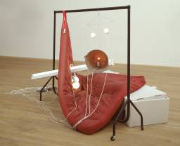 Sarah Lucas, Beyond the Pleasure Principle, 2000