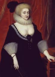Paul Van Somer, Lady Elizabeth Grey, Countess of Kent, circa 1619