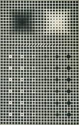 Victor Vasarely, Supernovae, 1959-61