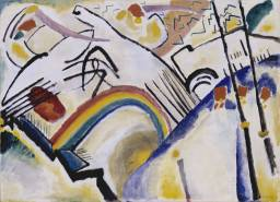 Wassily Kandinsky, Cossacks, 1910-11