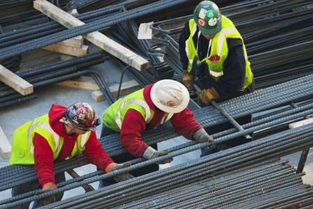 Construction - credit AP