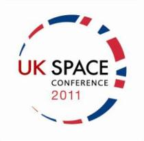 UK Space Conference logo 2011.