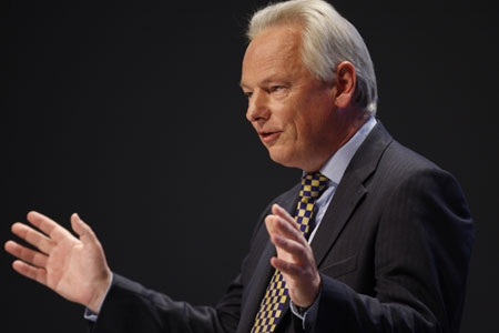 Francis Maude. Photo: AP Photo/Jon Super.
