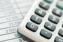 Calculator and chart; Crown copyright