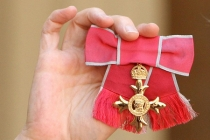 Order of the British Empire (OBE); PA copyright