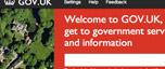 Visit the new GOV.UK website