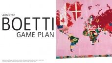 Alighiero Boetti exhibition at Tate Modern