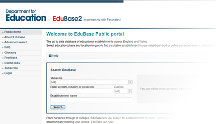 Worried your school will miss a communication from the Department? Then check your details are up to date on EduBase (external site, opens a new window)