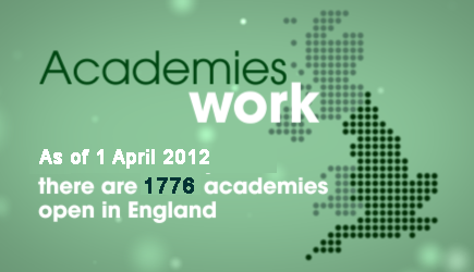 Academies work (external site, opens a new window)