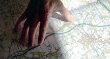 Transport planning  - map