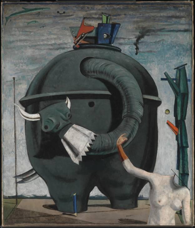 Max Ernst, 'Celebes' 1921
