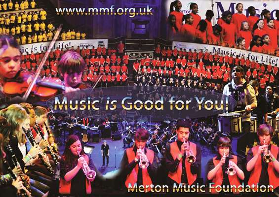 Music is Good for You!