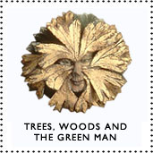 Trees, Woods, Green Man