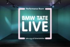 BMW Tate Live banner