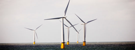 Energy and Climate Change - Wind turbines