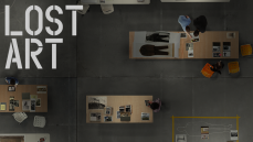 The Gallery of Lost Art banner