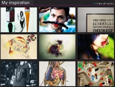 'My inspiration', from a participant in Young Tate