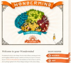 Wondermind, an online learning resource from Tate