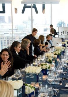 Corporate Members dinner at Tate Modern