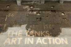 The Tanks Tate Modern 2012