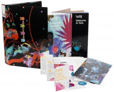 Tate Members pack and contents