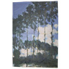 Poplars teatowel