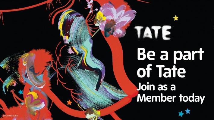 Tate Members - Be a part of Tate