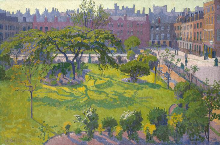William Ratcliffe, 'Clarence Gardens' 1912