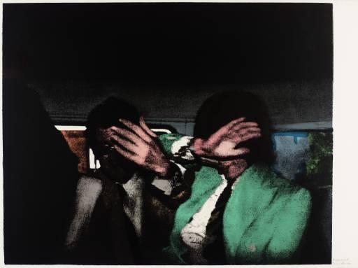 Richard Hamilton, 'Release' 1972