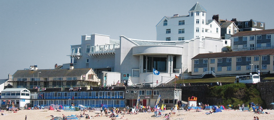 Tate St Ives building