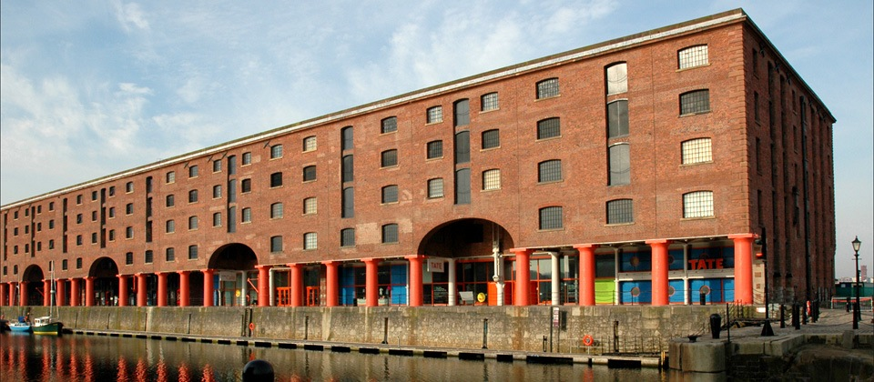 Tate Liverpool building