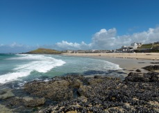 Tate St Ives from the beach