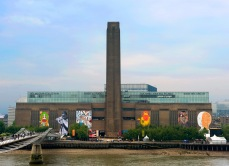 Street Art at Tate Modern, sponsored by Nissan