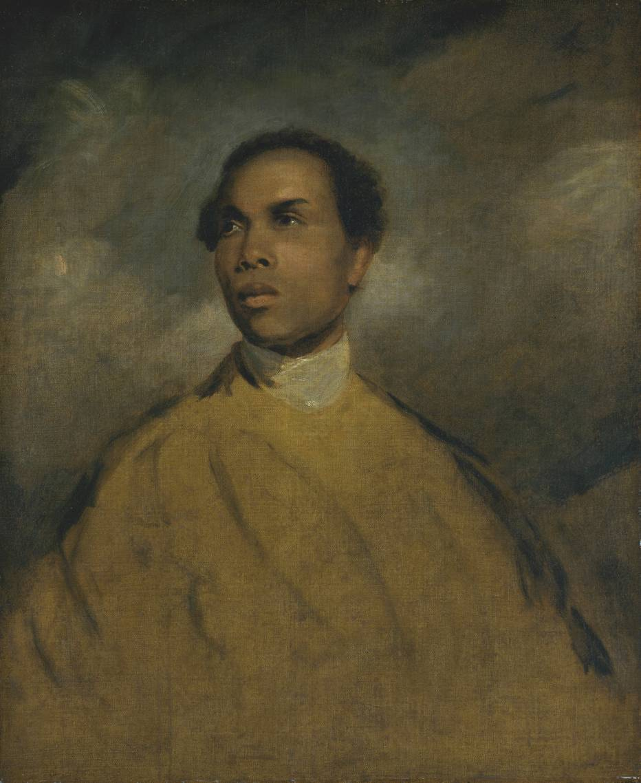 manner of Sir Joshua Reynolds, 'A Young Black (?Francis Barber)' date not known